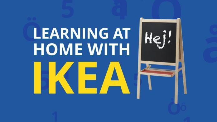 IKEA, İsveççe Dil Derslerini Başlattı