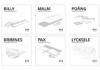 IKEA, Mobilya Ömrünü Uzatmak için Sökme Talimatı İçeren Kılavuz Yayınladı