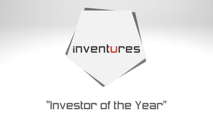 Inventures, EuroAsian Startup Awards'da Yılın Yatırımcısı ödülünü aldı