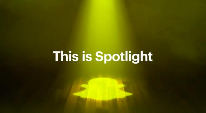 Snapchat Spotlight, Şimdiden 100 Milyon Kullanıcıya Ulaştı