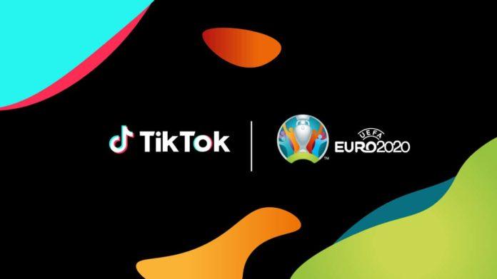 TikTok UEFA EURO 2020'nin Küresel Sponsoru Oldu
