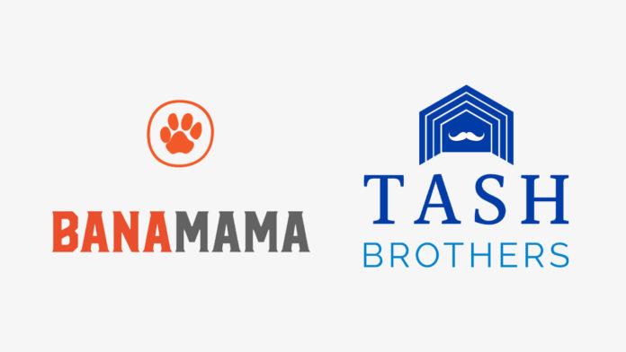 Yerli girişim Banamama, İngiltere merkezli Tash Brothers tarafından satın alındı
