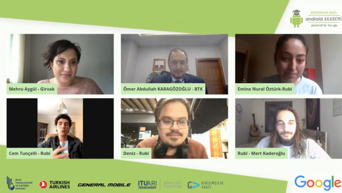 Android Akademi Demo Day'in kazanan girişimleri: Rubi Games, Codehome, Detbot