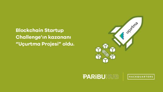 Blockchain Startup Challenge'ın kazanan girişimi Uçurtma Projesi oldu