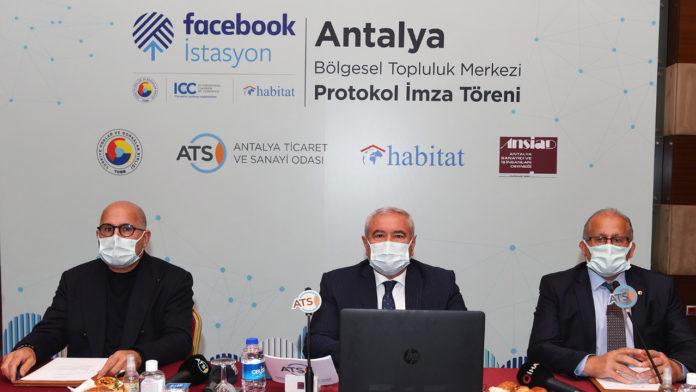 Facebook İstasyon'un uydu merkezlerinden biri Antalya'da açılıyor: Antalya İstasyon