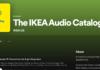IKEA, 2021 Kataloğunun Sesli Sürümünü Oluşturdu
