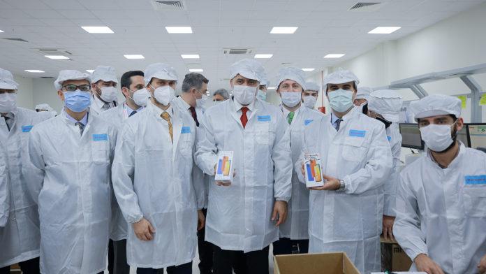 Küresel teknoloji lideri Xiaomi, İstanbul'da açtığı fabrika ile üretime başlıyor