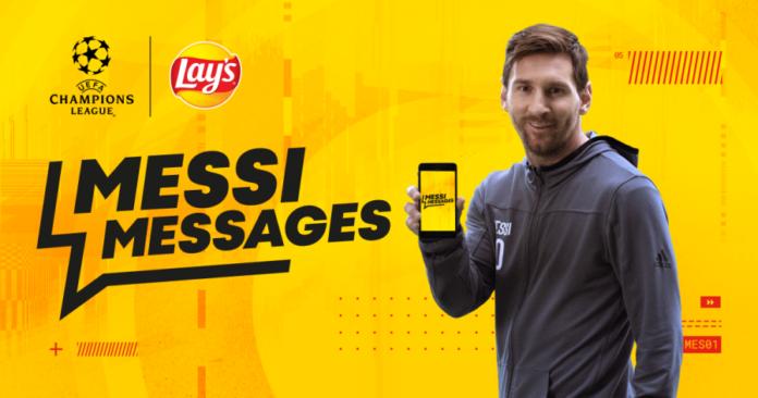 Lays'ten 10 Dile Çevrilen Deepfake Lionel Messi Mesajları
