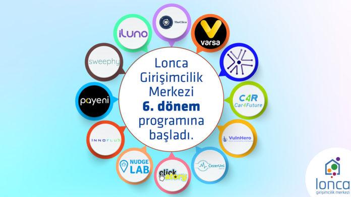 Lonca Girişimcilik Merkezi'nin 6. dönemine seçilen 12 girişim