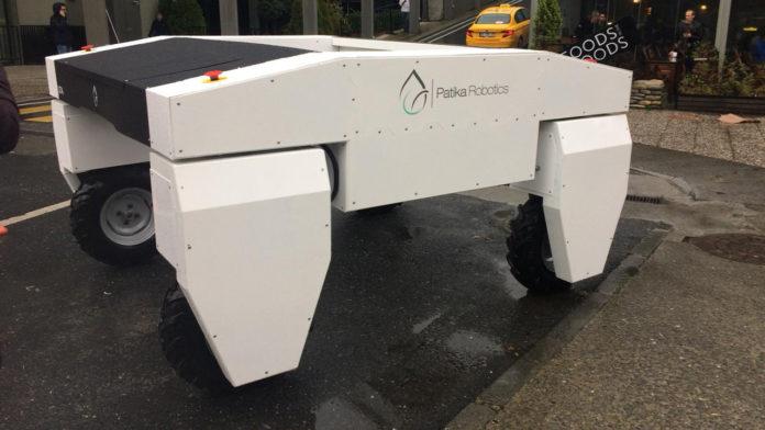 Patika Robotics: Endüstri ve sağlık sektörüne yönelik otonom mobil robotlar üreten yerli girişim