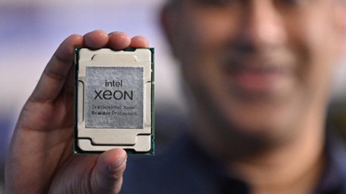 Intel, yüksek performansa sahip Veri Merkezi İşlemcisi 3. Nesil Intel Xeon Scalable'ı tanıtıyor