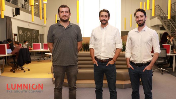 Lumnion, ilk turda Sabancı Ventures ve StartersHub'dan 4.5 milyon TL üzerinde yatırım aldı