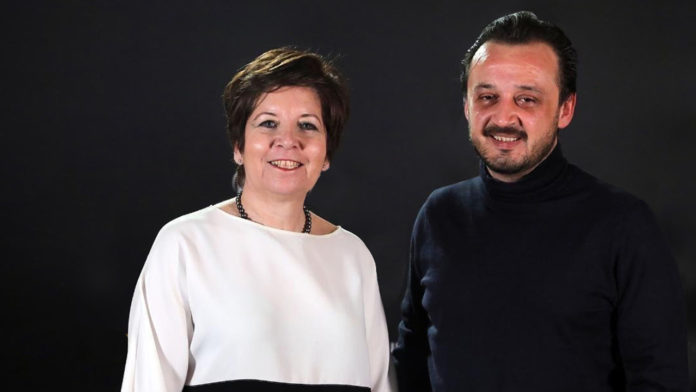 Vispera'nın kurucuları Aytül Erçil ve Ceyhun Burak Akgül, eşgüdümlü yönetim modeline geçti