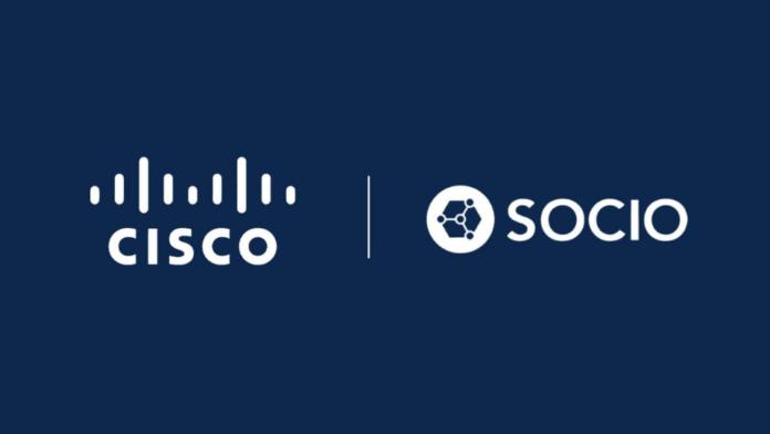 Cisco, Yarkın Sakuçoğlu'nun girişimi Socio'yu satın aldı
