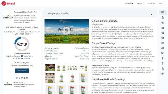 Fonbulucu üzerinden Türkiye'nin ilk Paya Dayalı Kitle Fonlama kampanyası, yerli girişim PromoSEED ile başladı
