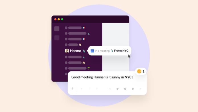 Hibrit ve uzaktan çalışanların ekipleriyle bağlantıda kalmalarını sağlayan platform: Café