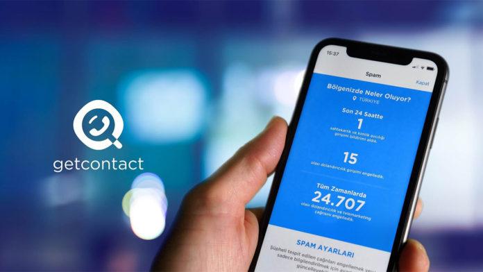 Mobil kimlik ve doğrulama servisleri sunan Getcontact, 7 Haziran'da Türkiye'de yeniden kullanıma sunuluyor