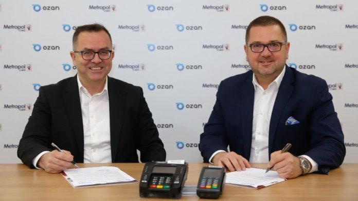 Ozan SuperApp kullanıcıları 30.000'i aşkın Metropol Card üye noktasında QR ile ödeme yapabilecek
