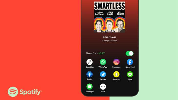 Spotify, sosyal medya paylaşımları için yeni özelliklerini duyurdu
