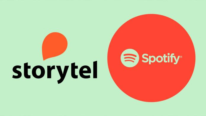 Storytel'in içerikleri yıl sonuna doğru Spotify'da kullanıcılara sunuluyor