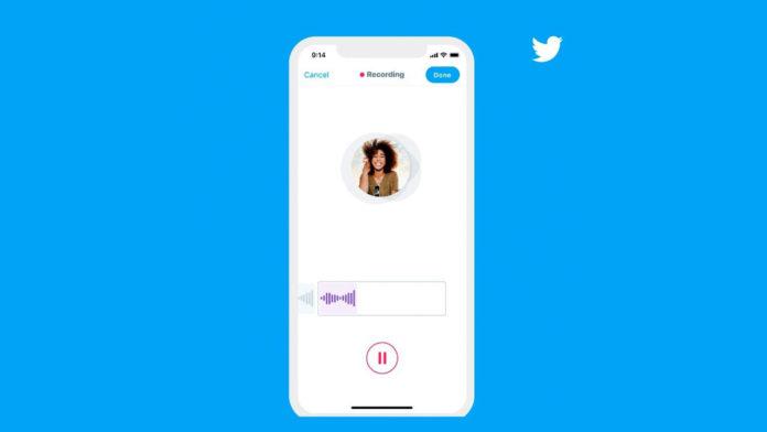Twitter, Direkt Mesajlar için sesli mesaj atma özelliğini hayata geçiriyor