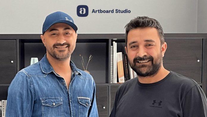 Artboard Studio, 7 milyon dolar değerleme ile 212'den tohum yatırım aldı