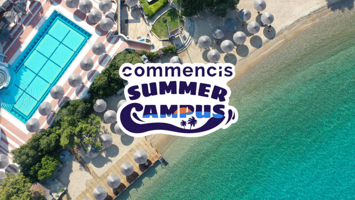 Commencis, bu yaz Commencis Yaz Kampüsü'yle çalışma ortamını tatil köyüne taşıyor