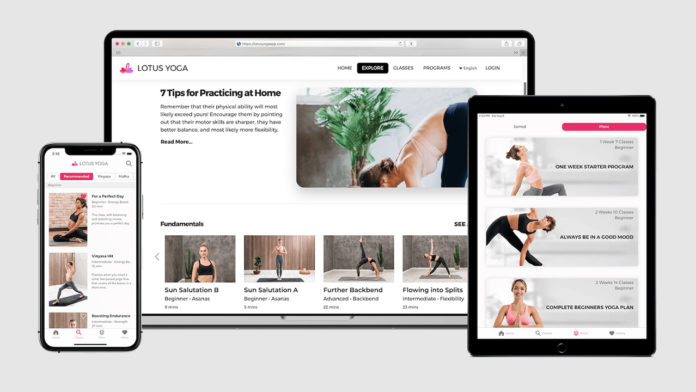 Yerli girişim Lotus Yoga, 3.65 milyon dolar değerleme üzerinden yatırım aldı